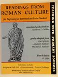 Readings from Roman Culture