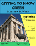 GETTING TO KNOW GREEK-STUDENT TEXTBOOK