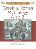 GREEK AND ROMAN MYTH A TO Z