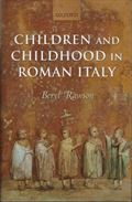 CHILDREN/CHILDHOOD ROMAN ITALY